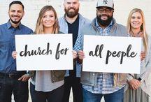 All Nations Church // Social Media