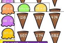 1st Grade Math / by Shannon Simmons White