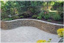 JLS Previous Patio Projects / A few examples of the natural stone and pavers we've designed and installed.