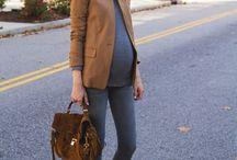 Стильная беременность
