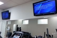 Saturn Digital Media project highlights / A collection of our featured digital signage projects.