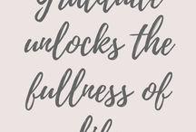 Gratitude-journal of inspiration