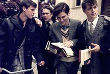 Chicos y libros