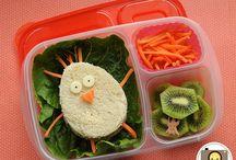 Creative Kid's Lunch Ideas / by Heather (WA Allergy Mama)