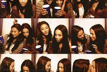 Emily e Maya