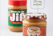low sodium foods / by Julie Janis