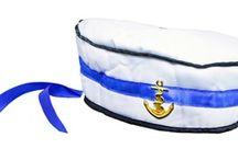 Námořnický tábor a párty / nápady na dekorace a odměny na námořnický tábor a párty