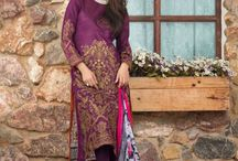 Ayesha Zara Embroidered Lawn Collection