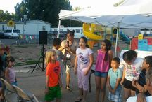 Outside Science VBS