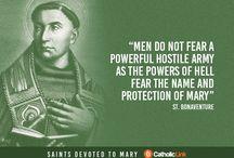 Saint Quotes