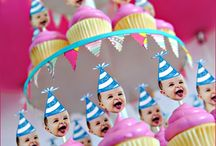 first birthday party ideas / by Mary Delos Reyes