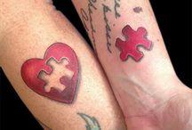 Ταιριαστά Τατουάζ