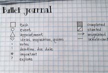 Bullet journal / by Cindy Cauwenberghs