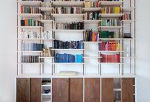 RUGGINE bookcase