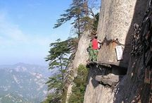 The World's Most Dangerous Hiking Trail Leads