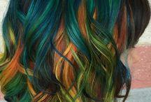 høst hår
