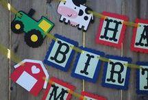 farmyard theme decor
