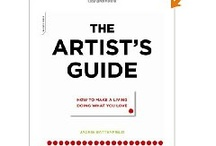 Artist Career Guides / A selection books to help visual artists manage and promote their careers.