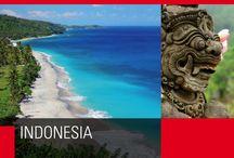 """Indonesia / """"Tanah air"""", terra e acqua: così gli abitanti chiamano questo sconfinato arcipelago, il più grande del mondo."""