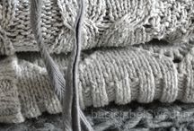 Laines, belles mailles, tricots..