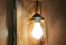 Lampe/lys
