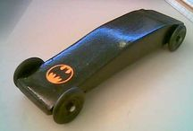 Pinewood Derby / by Natasha Anderson