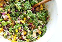 Salads / by Didi Concepcion