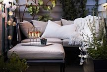 cosy garden terrasse