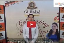 Success Story of Guchi Reena PGDM 2016-18 Batch Think N 3D Studio