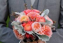 Summer Wedding / A look into some of Boulder Blooms' Summer Wedding designs.