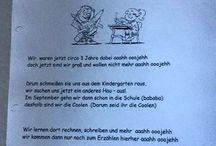 Programm für Vorschüler