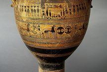 Dipylon vases