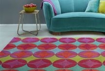 The New Harlequin Rugs have arrived from Asiatic / A quick selection on the new rugs arriving from Asiatic this Autumn. The previous Harlequin range was a best seller in the UK so would love to hear your views.