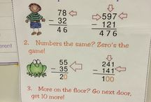 Math: Subtraction / by United Teaching