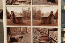 Barn Window Ideas / by Brenda Palsma-Teske