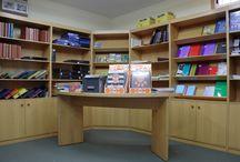 Fotografías Librería Vivín en Ribadeo / Nuestra tienda en Ribadeo