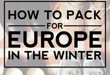 Europe Winter Contiki