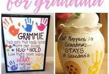 Mother Day Ideas (Grammy)