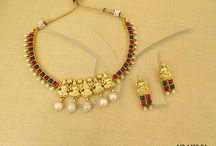 Temple Necklace || Temple Jewellery