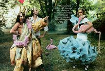 mood board / high tea kei, renaissance goth inspo / by Princesa Fresa