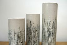 Silver Birch / A collection of hand-thrown mugs, vases, bowls & pots