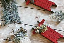 Juleideer å lage.