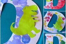 Preschool Dinosaur / by Stacy Moynahan Paradiso
