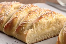 Yeast recipes with a starter