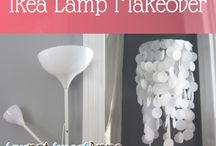 lamp makeover