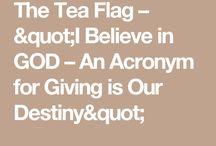 The Tea Flag