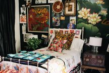 Maximalism: Bedrooms