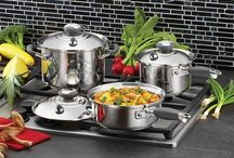 Cookware Products / High quality cookware products that helps ensure a delicious and healthy meal!