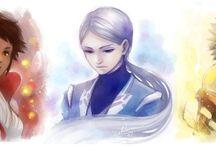 Pokemon GO Team Leaders