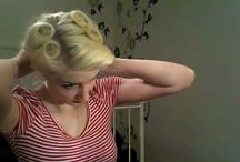 Retro Hair / by Brittney Davies
